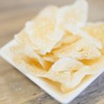 Crystallized Ginger Sliced Organic