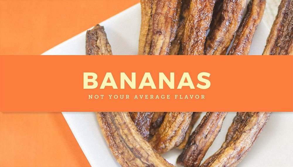 Dried Bananas are a top seller