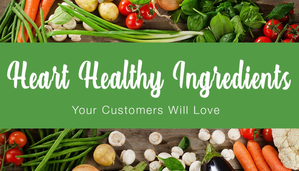 Hearth Healthy Ingredients